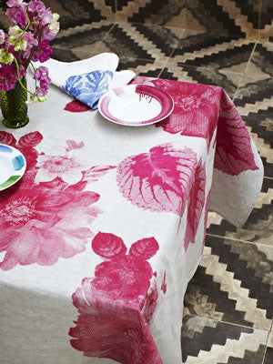 Tablecloths by Bonnie and Neil