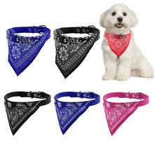 Load image into Gallery viewer, Bandana collar -  adjustable