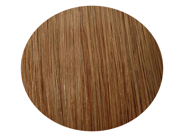 Hairweft Golden Brown #12