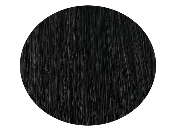 Hairweft Black #1