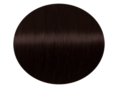 Clip-On set Dark Brown #2