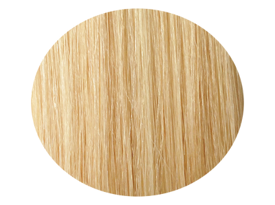 Nail Hair Light Golden Blonde #60