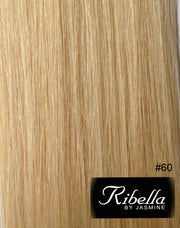 Clip-on set Light Golden Blonde #60