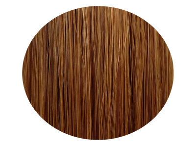 Clip-on set Copper Brown #6