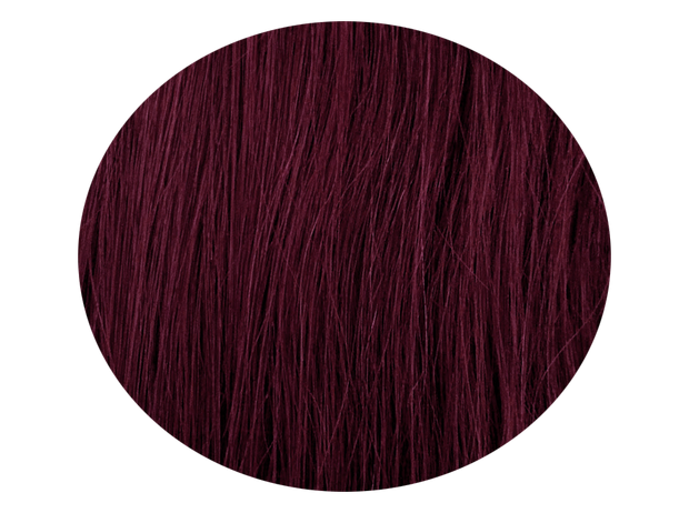 Hairweft Purple Mahogny #99J