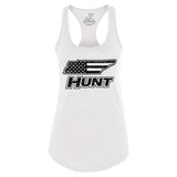 Tennessee HUNT American Flag - Women's Fit