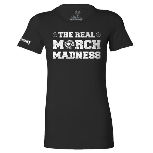 The Real March Madness - Women's Fit