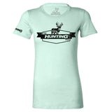 The Hunting Page Banner Black - Women's Fit