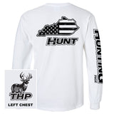 Kentucky HUNT American Flag