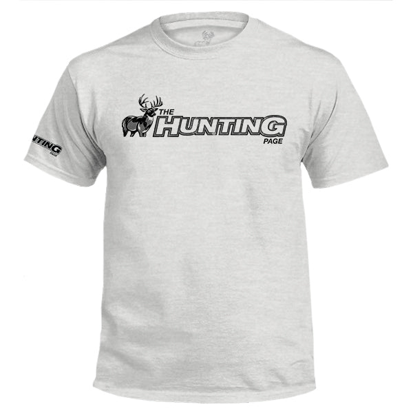 The Hunting Page Bar Logo Black
