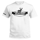The Hunting Page Banner Black