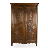 Four Seasons Armoire