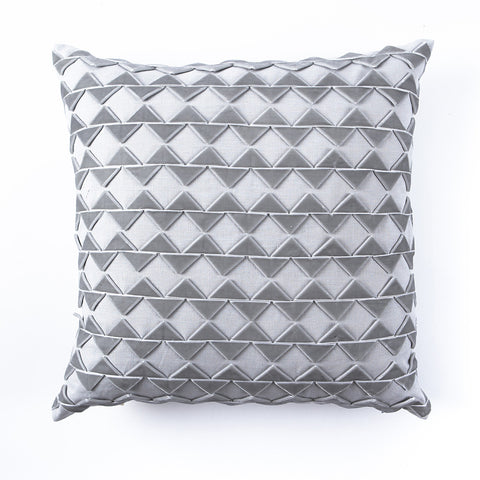 Alhambra Zig Zag Ribbon Square Pillow