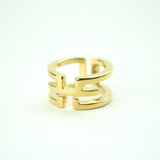Gabrielle Geppert Gold Ring