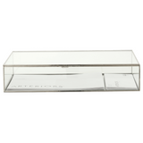 Large Glass Document Box