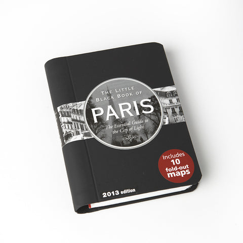 Little Black Book of Paris
