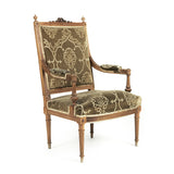 Pair of Louis XVI Arm Chairs
