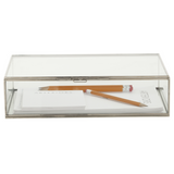 Small Glass Document Box