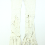 Pair of White Opera Gloves