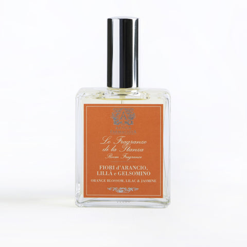 Antica Farmacista Room Spray Orange Blossom, Lilac & Jasmine