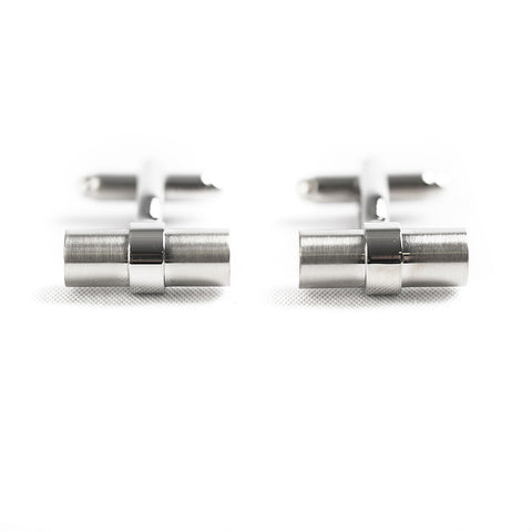 Bar-shaped Cufflinks