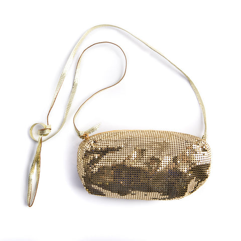 Vintage Whiting & Davis Mesh Bag