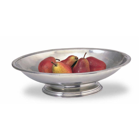 Match Centerpiece Footed Bowl