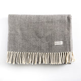 Celine Throw Charcoal