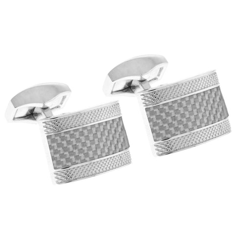 D-Shape Cufflinks