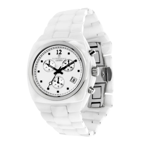 Ceramic Watch White