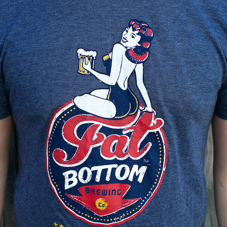 Fat Bottom Logo T-Shirt