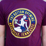 Fat Bottom Tri-Berry T-Shirt