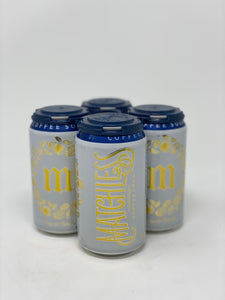 Beverages - Matchless Coffee Soda - 4pack 12oz cans