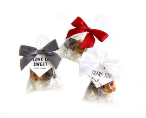 2 piece gift bags