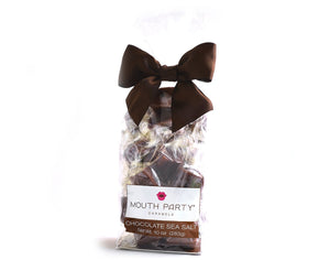 10 oz. Chocolate Sea Salt Gift Bag