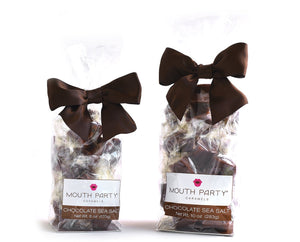 Chocolate Sea Salt Gift Bags