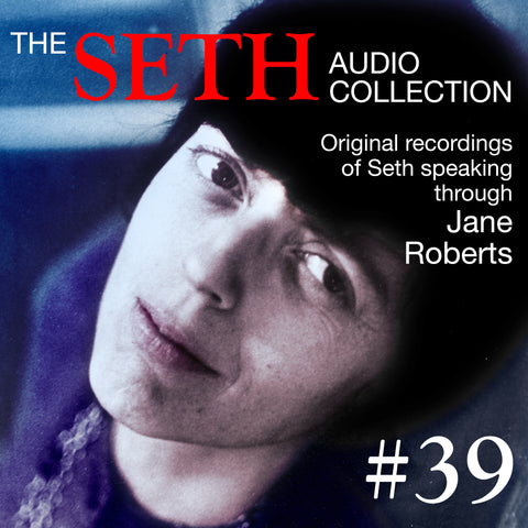 Seth MP3  #39 - Digital Download - Seth Session & Transcript