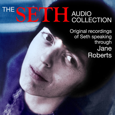 The Seth Audio Collection on 6 CDs