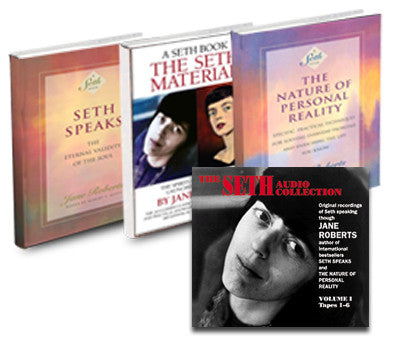 Digital Seth Audio Collection Vol. 1 Plus 3 Physical Books