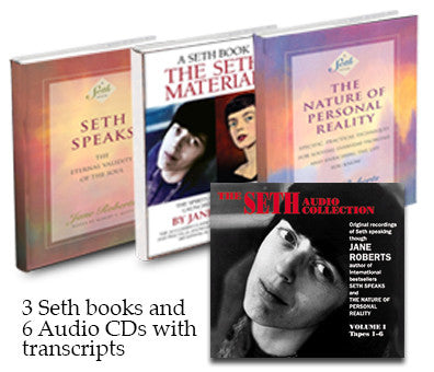 Seth Audio Collection Vol. 1 Plus 3 Books