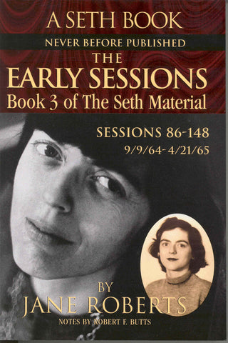 The Early Sessions: Book 3 of the Seth Material