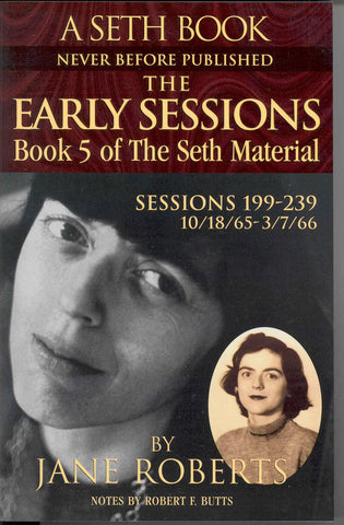 The Early Sessions: Book 5 of the Seth Material