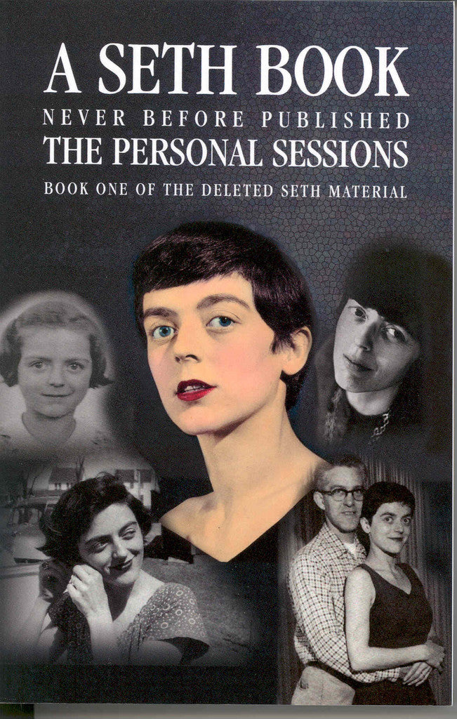 The Personal Sessions: Book 1 of the Deleted Material