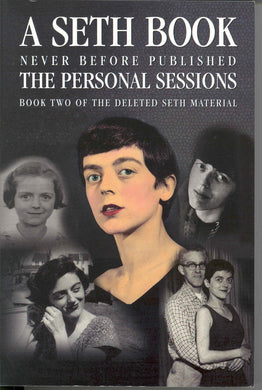 The Personal Sessions: Book 2 of the Deleted Material