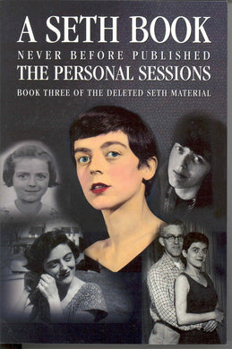 The Personal Sessions: Book 3 of the Deleted Material