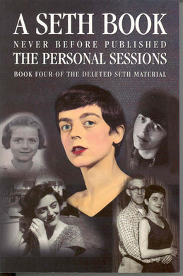 The Personal Sessions: Book 4 of the Deleted Material