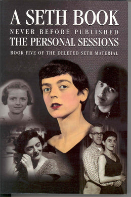 The Personal Sessions : Book 5 of the Deleted Material