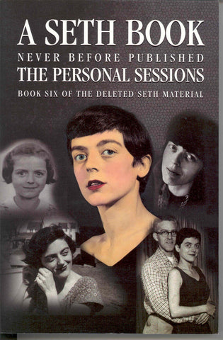 The Personal Sessions : Book 6 of the Deleted Material