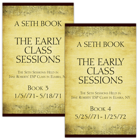 The Early Class Sessions (Books 3&4)