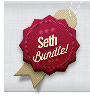 New to Seth? Beginner Books & Specials